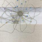繡花斑馬簾 (1)