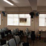 香港神學院 斑馬簾 (2)